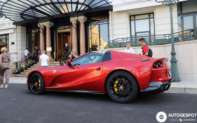 Ferrari 812 Gts 19 September 2020 Autogespot