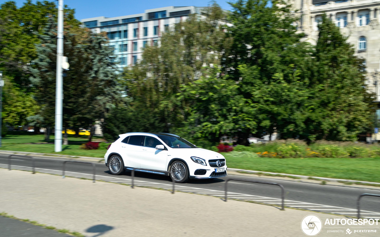 Mercedes-AMG GLA 45 X156 2017