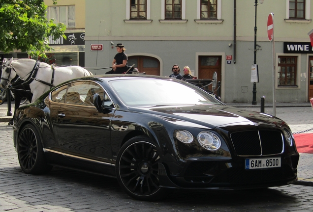 Bentley Mansory Continental GT 2016