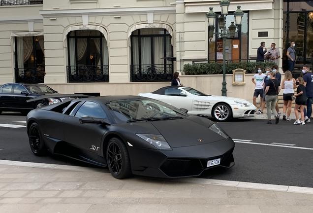 LamborghiniMurciélago LP670-4 SuperVeloce