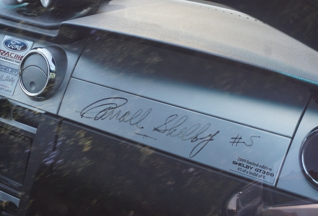 Ford Mustang Shelby GT350 Limited Edition