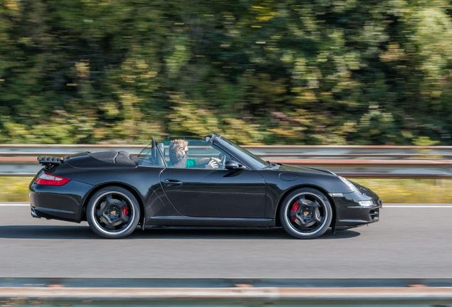 Porsche 997 Carrera S Cabriolet MkI