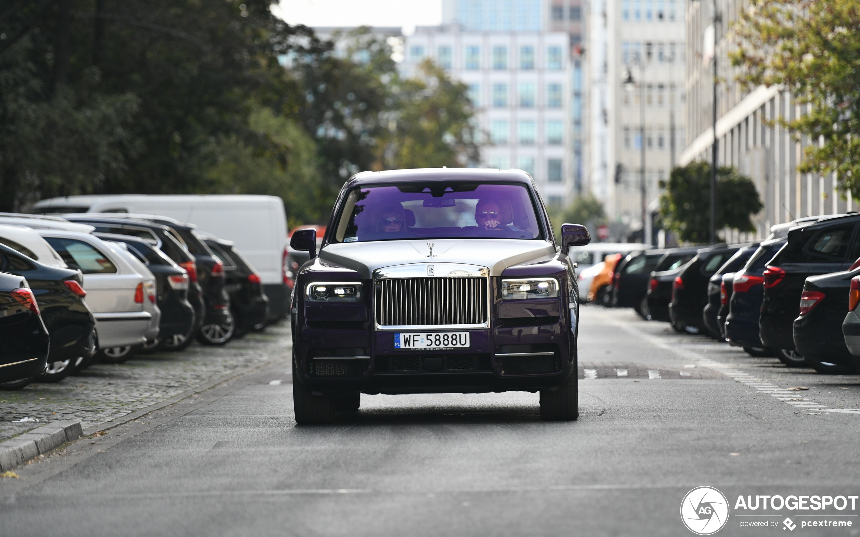 Rolls Royce Cullinan 21 September 2020 Autogespot