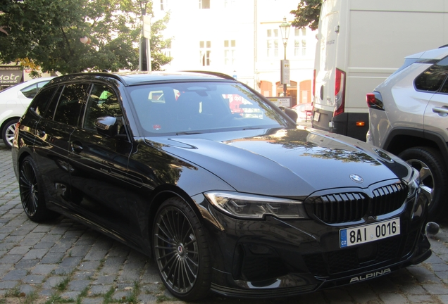 Alpina B3 Bi-Turbo Touring 2020