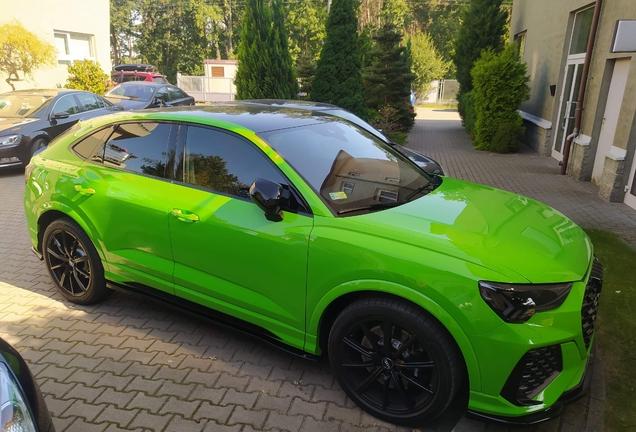 Audi RS Q3 Sportback 2020 Maxton Design