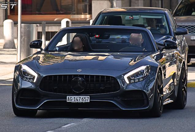 Mercedes-AMG GT Roadster R190
