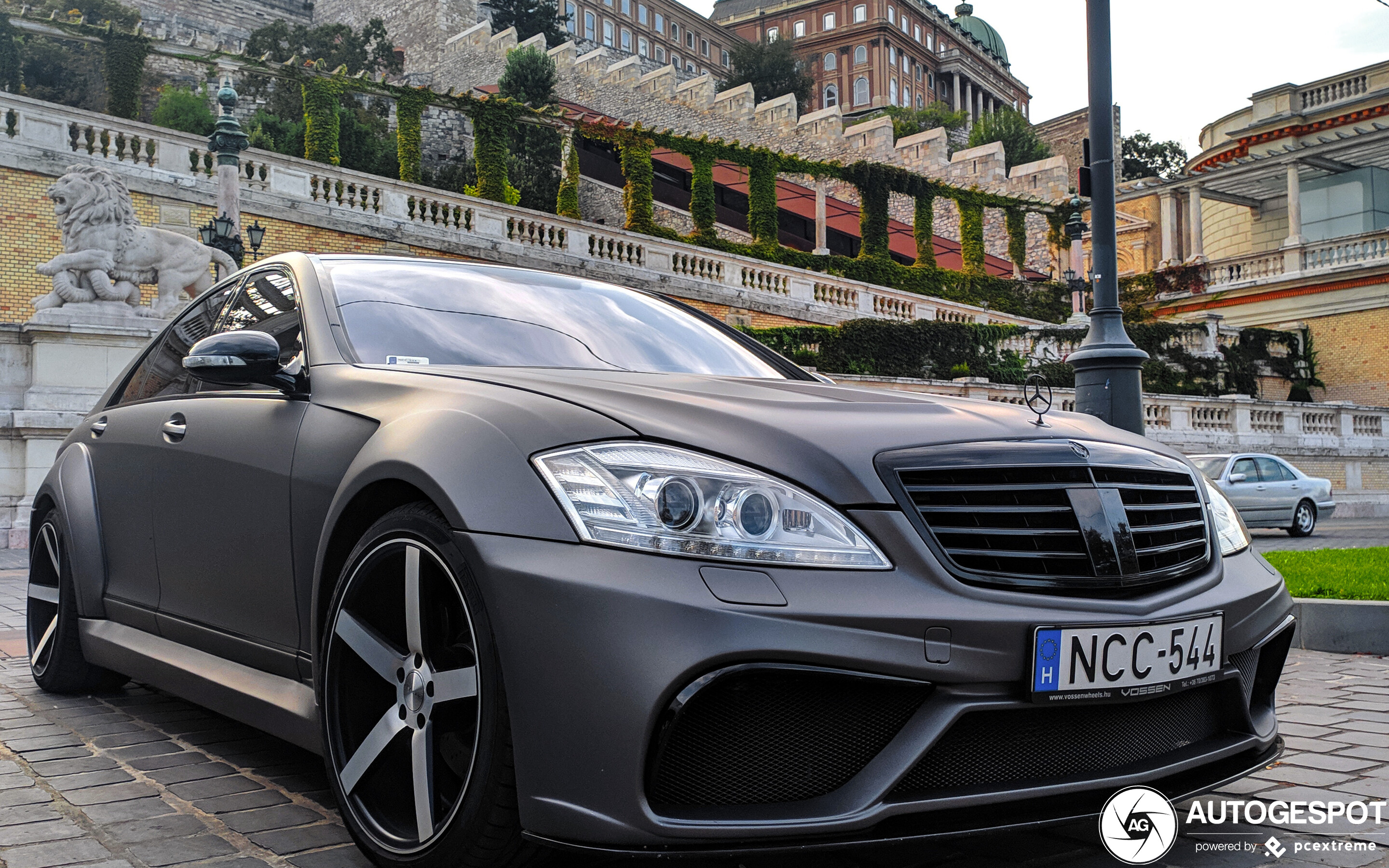 Mercedes-Benz Prior Design S 63 AMG W221