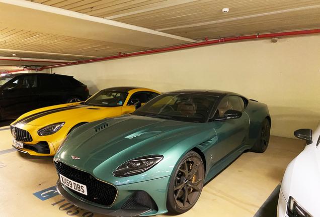 Aston MartinDBS Superleggera 59 Le Mans