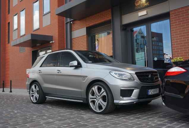 Mercedes-Benz Brabus ML B63-620