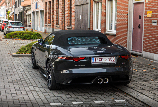 Jaguar F-Type S Convertible Chequered Flag Edition 2019