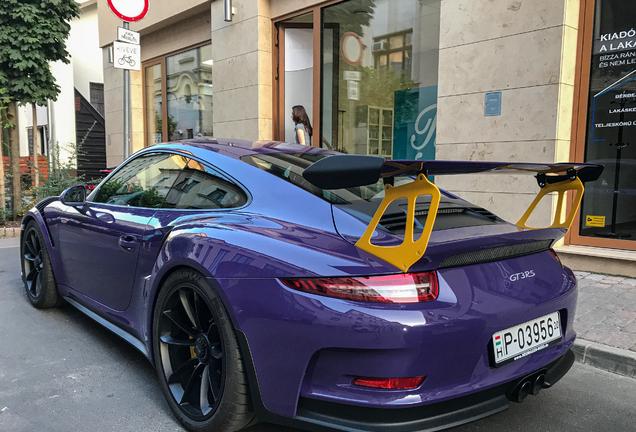 Porsche991 GT3 RS