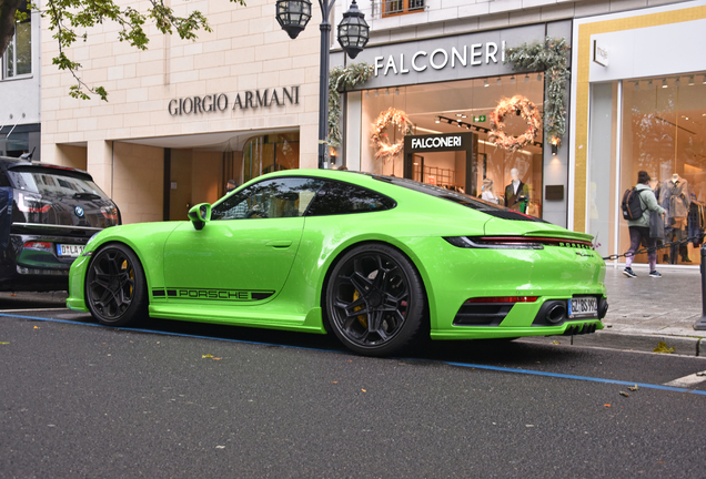 Porsche 992 Techart Carrera S