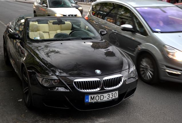 BMW M6 E64 Cabriolet