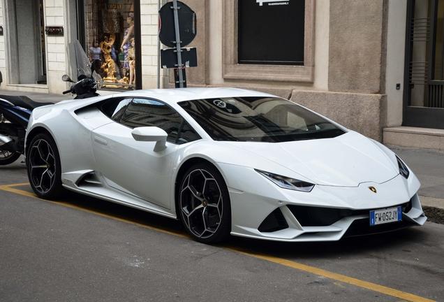 LamborghiniHuracán LP640-4 EVO
