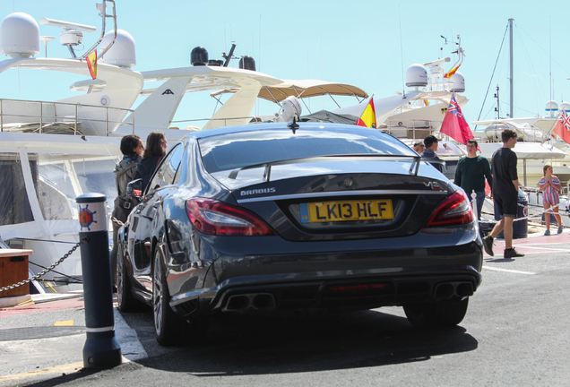 Mercedes-BenzBrabus 800 Rocket