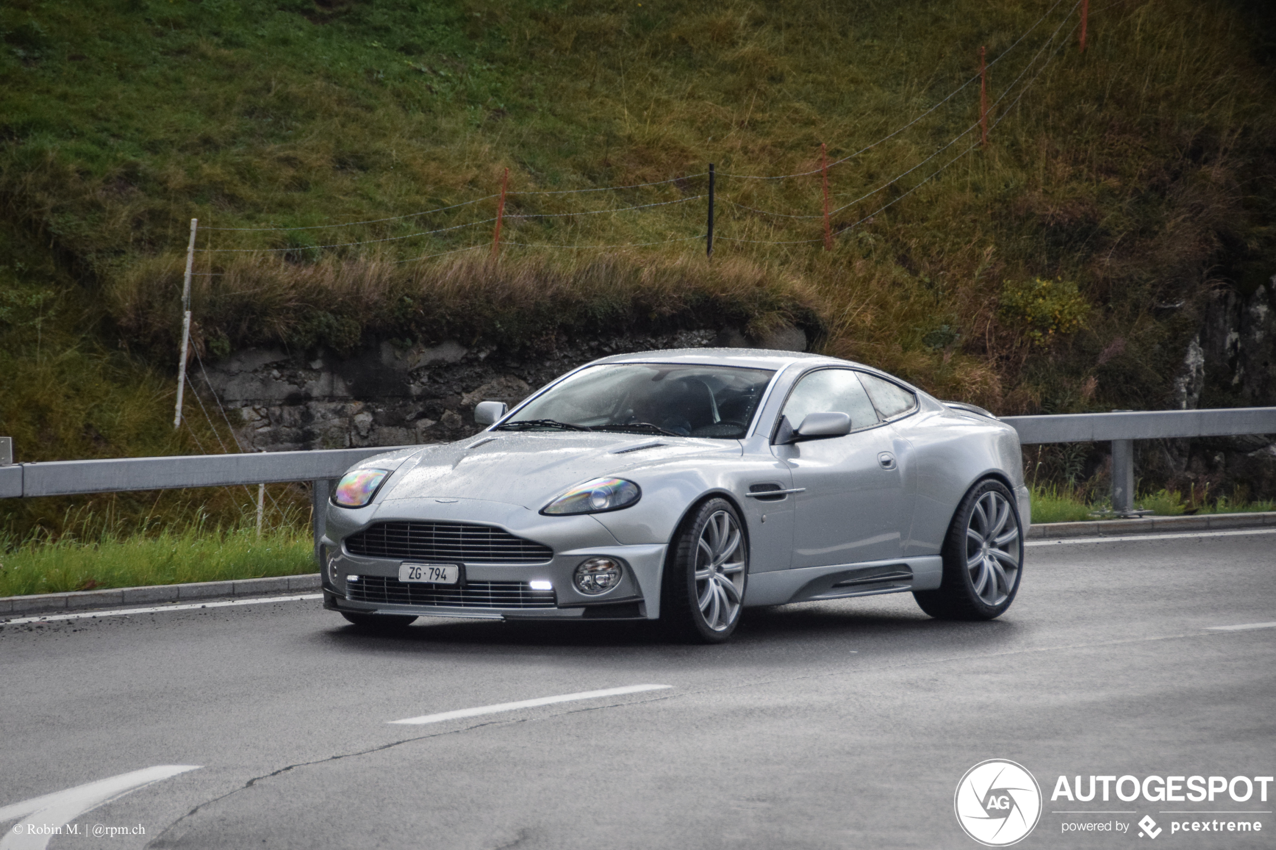 Aston Martin Mansory Vanquish S 26 September 2020 Autogespot