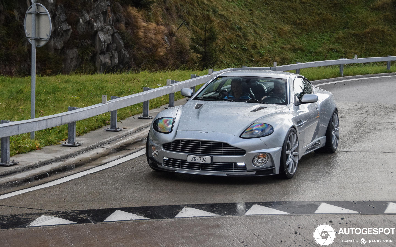 Aston Martin Mansory Vanquish S