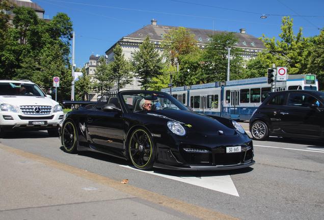 Porsche 997 Techart GT Street R Cabriolet MkI