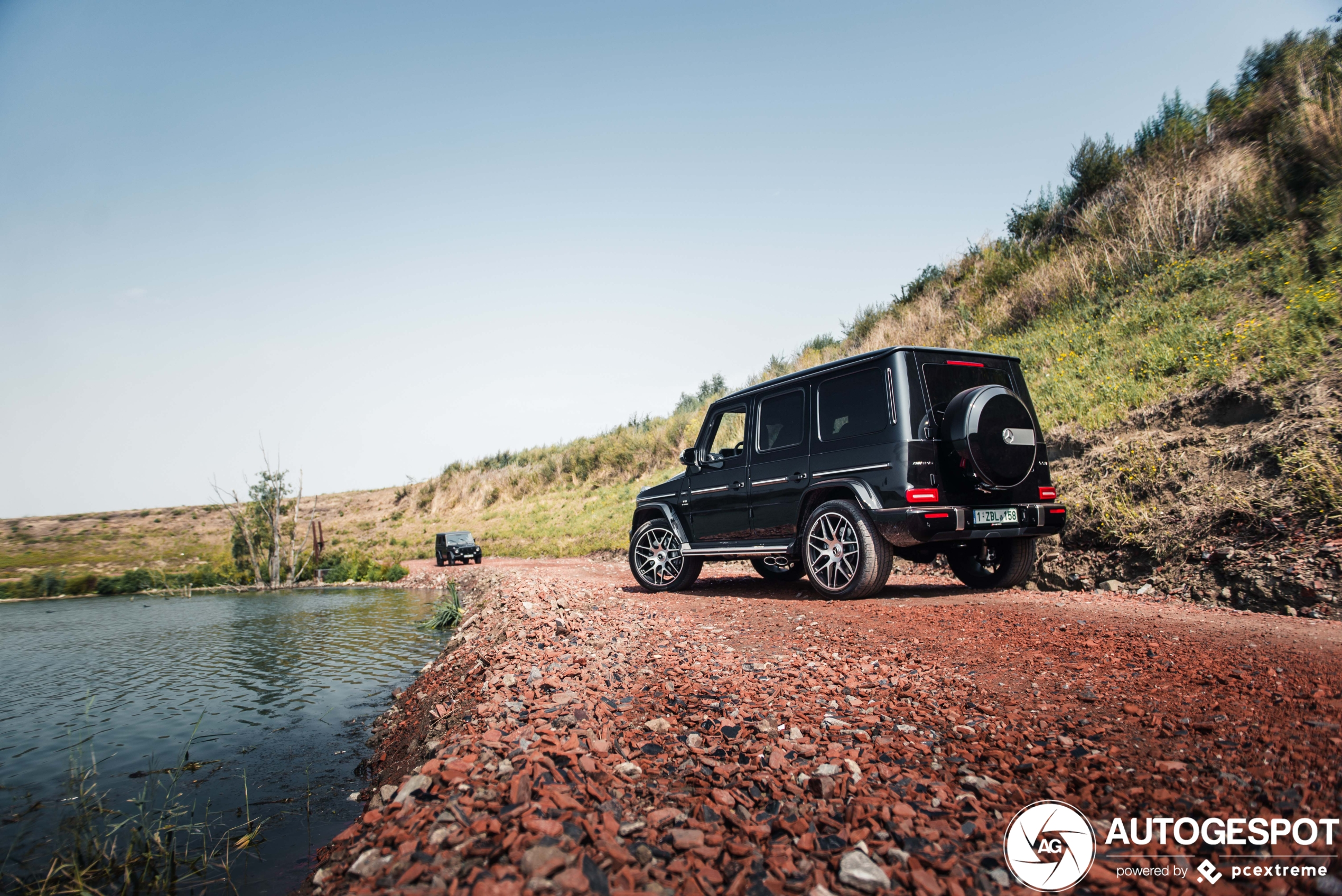 De Mercedes-AMG G 63 Stronger Than Time doorstaat alles