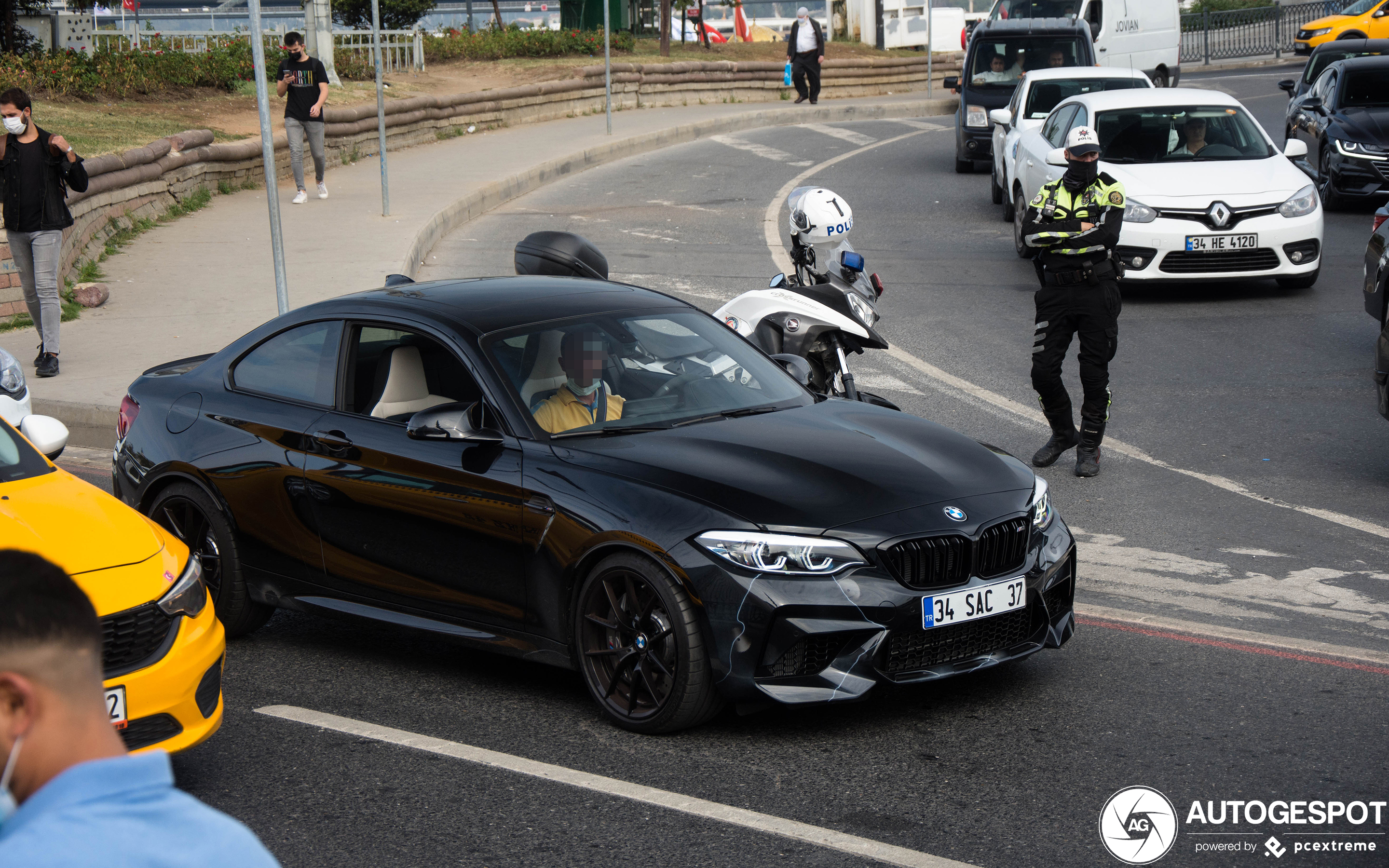 BMW M2 Coupé F87 2018 Competition Futura 2000 Edition