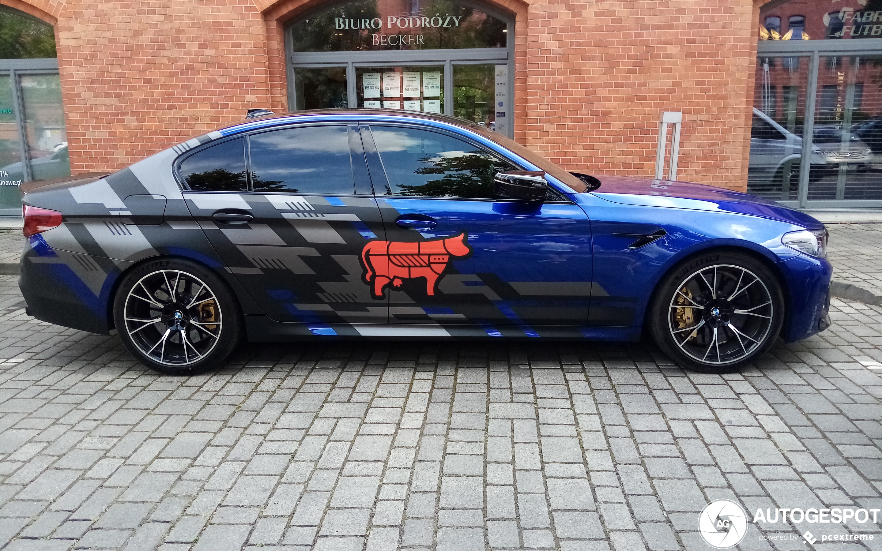 Bmw M5 F90 Competition 29 September 2020 Autogespot
