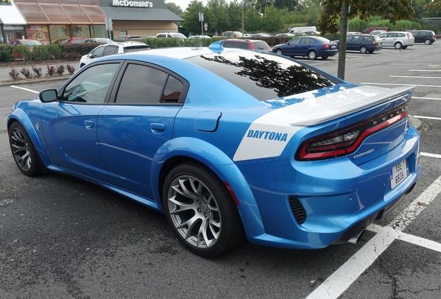 Dodge Charger SRT Hellcat Widebody  Daytona 50th Anniversary