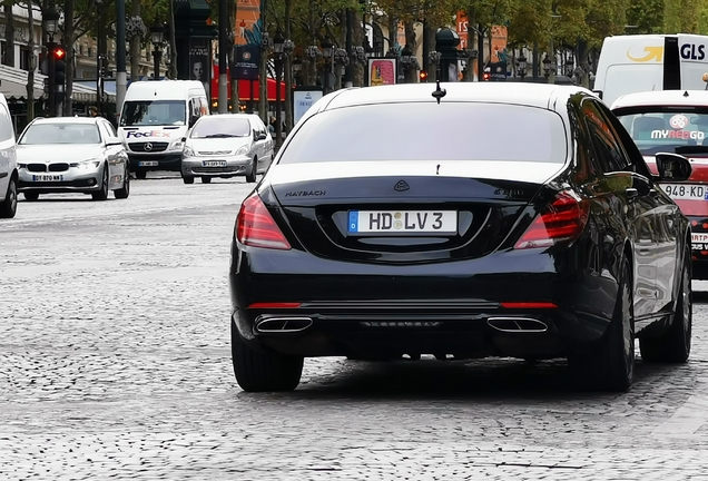 Mercedes-Maybach S 680 X222 2019