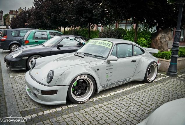 Porsche Rauh-Welt Begriff 964