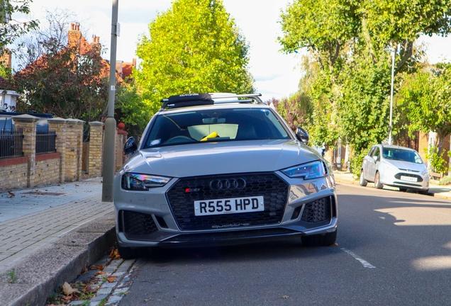 AudiRS4 Avant B9