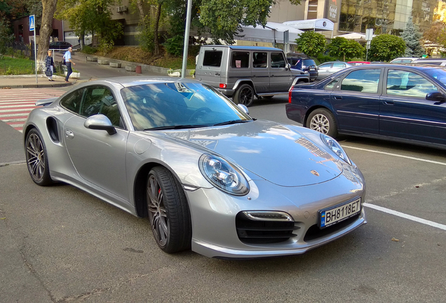 Porsche991 Turbo