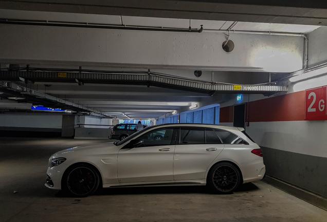 Mercedes-AMG C 63 Estate S205 2018
