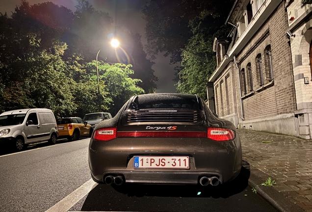 Porsche 997 Targa 4S MkII