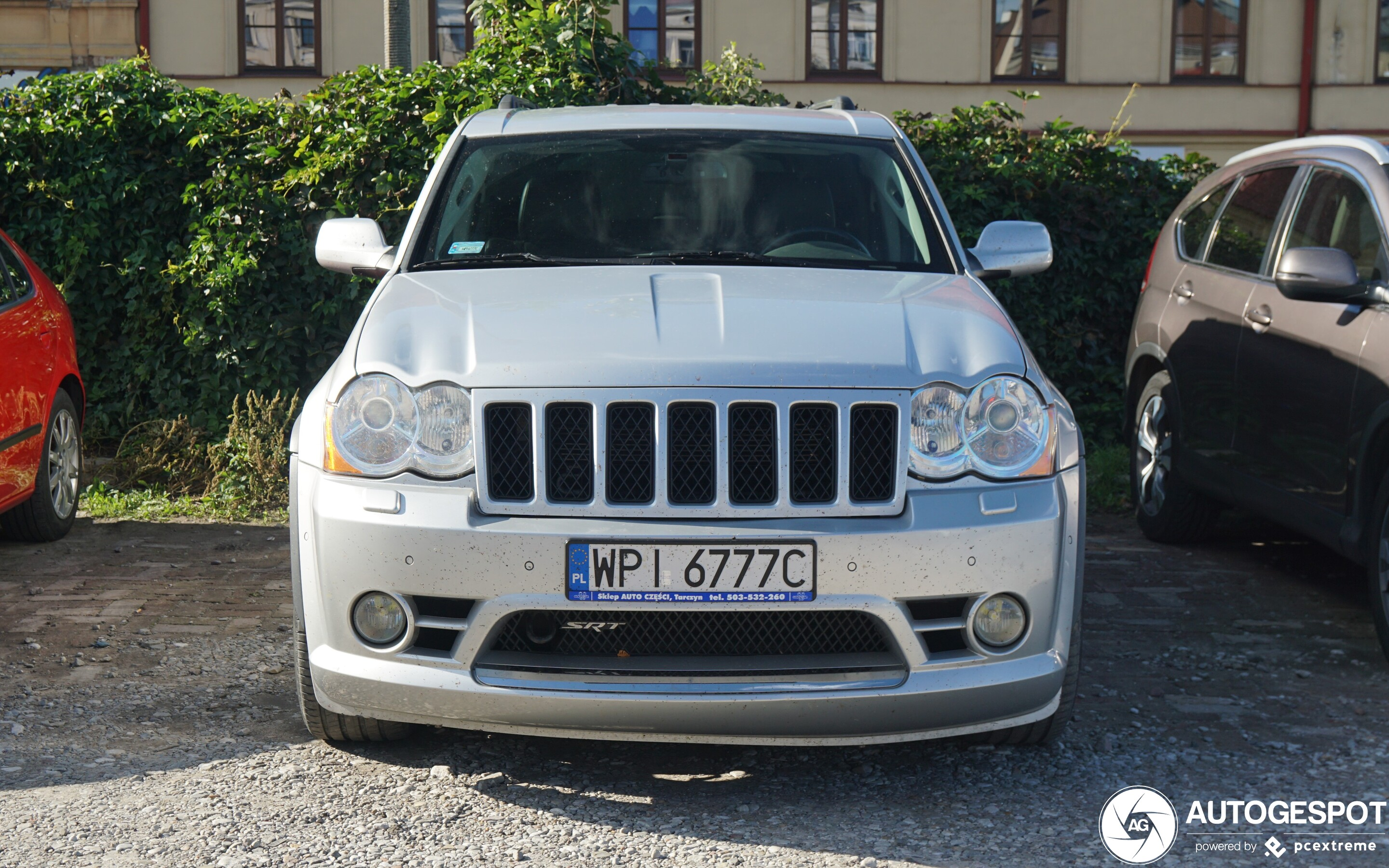Jeep Grand Cherokee SRT-8 2005