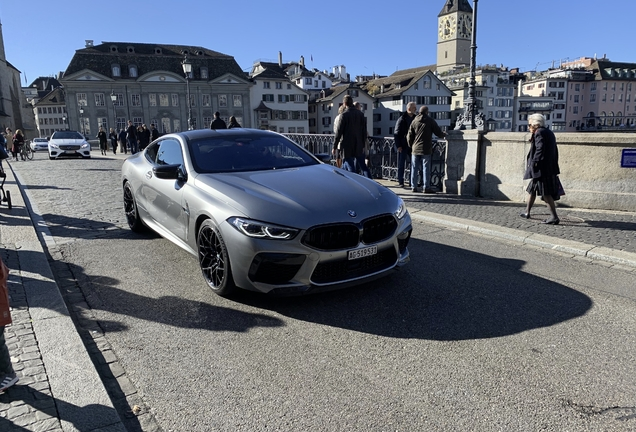BMW M8 F92 Coupé Competition