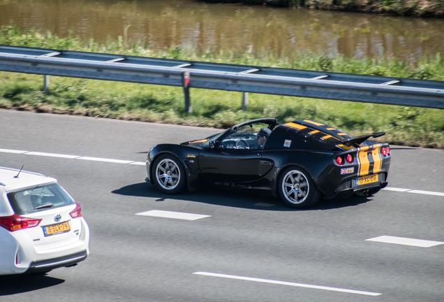 Lotus Exige S British GT