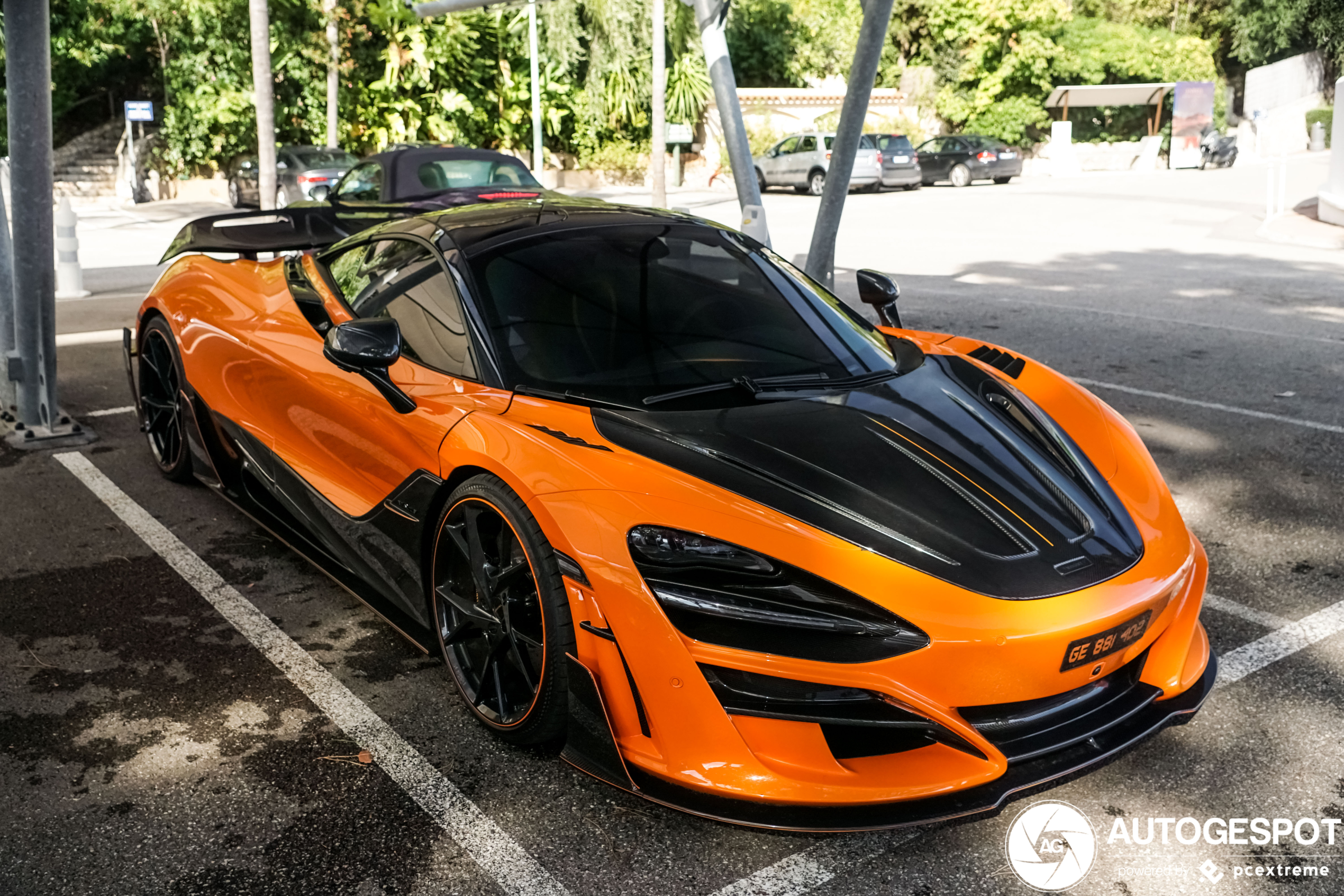 McLaren 720S Mansory