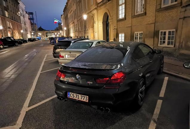 BMW M6 F13 2015