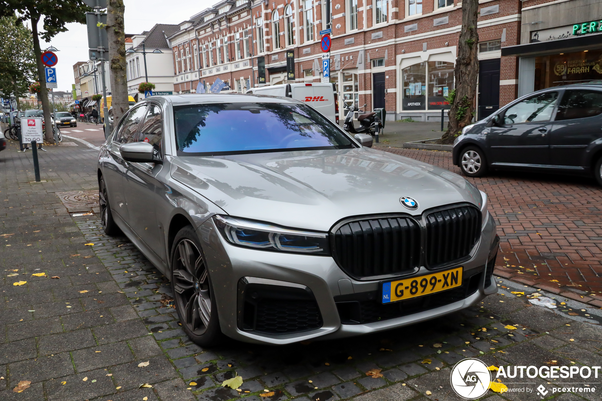 BMW M760Li blijft imponeren