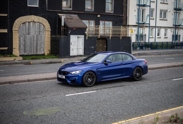 BMW M4 F83 Convertible 2017