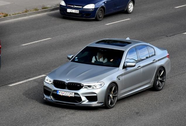 BMW AC Schnitzer ACS5 Sport F90 M5 Competition