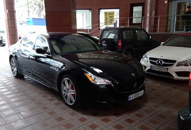 Maserati Quattroporte S Q4 2013