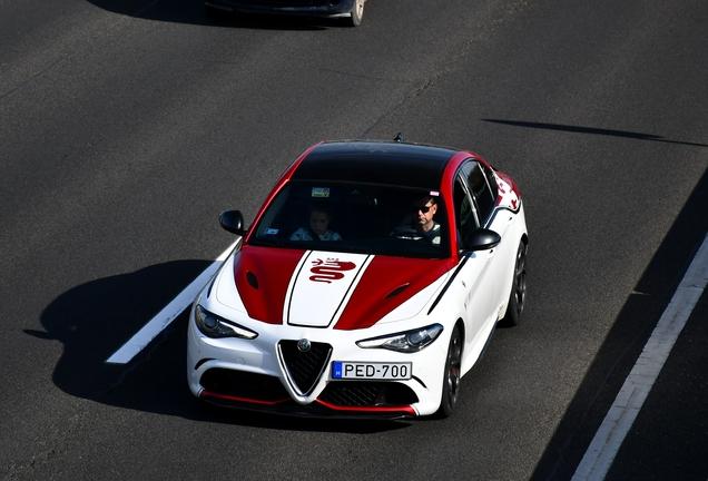 Alfa Romeo Giulia Quadrifoglio Alfa Romeo Racing Edition