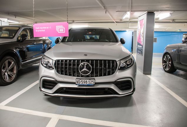 Mercedes-AMG GLC 63 S Coupé C253 2018