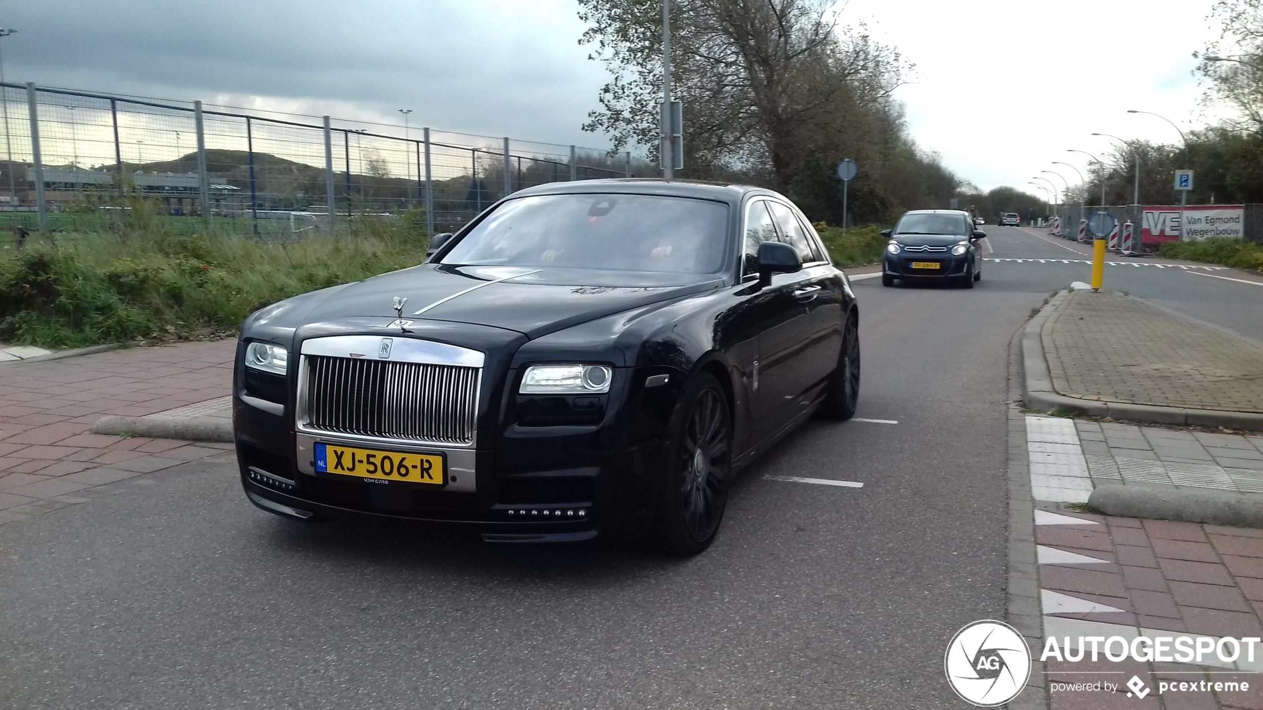 Rolls-Royce Ghost Spofec