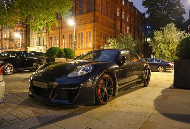 Porsche Panamera GTS TechArt Grand GT MkII