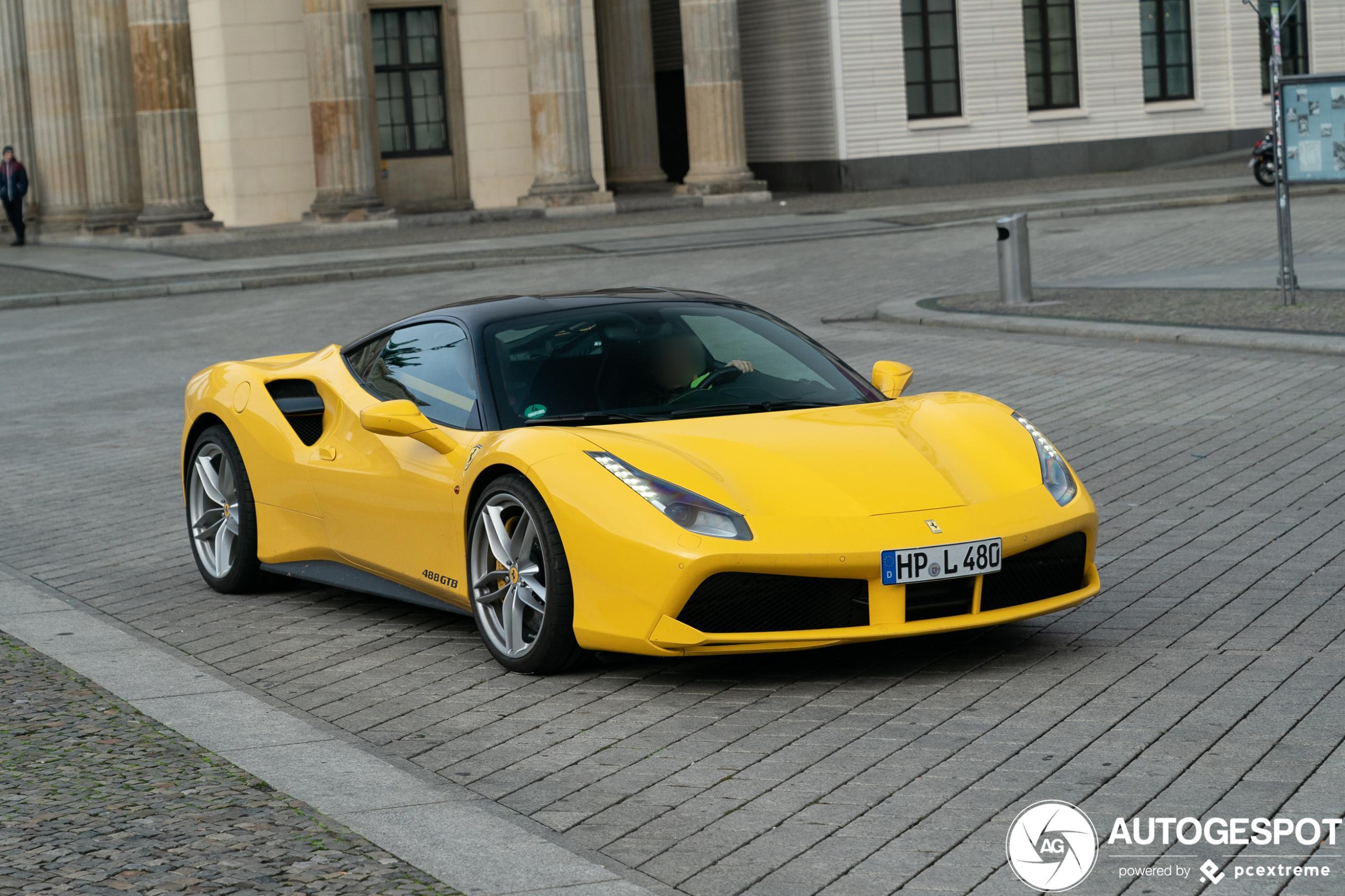 Ferrari 488 Gtb 18 Oktober 2020 Autogespot