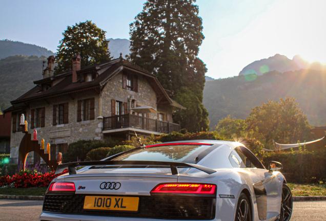 Audi R8 V10 Performance 2019