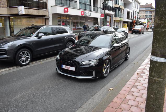 Audi RS3 Sportback 8V