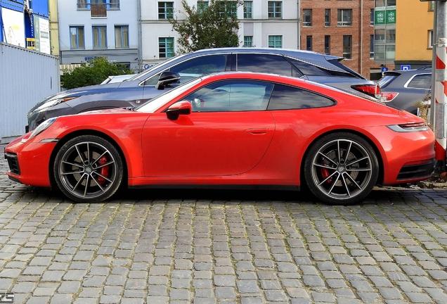 Porsche 992 Carrera S