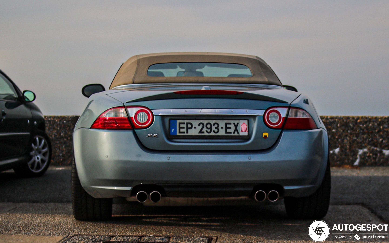 Jaguar XKR Convertible 2009